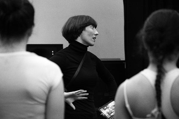 Lucy Suggate. Photo: Olga Galona