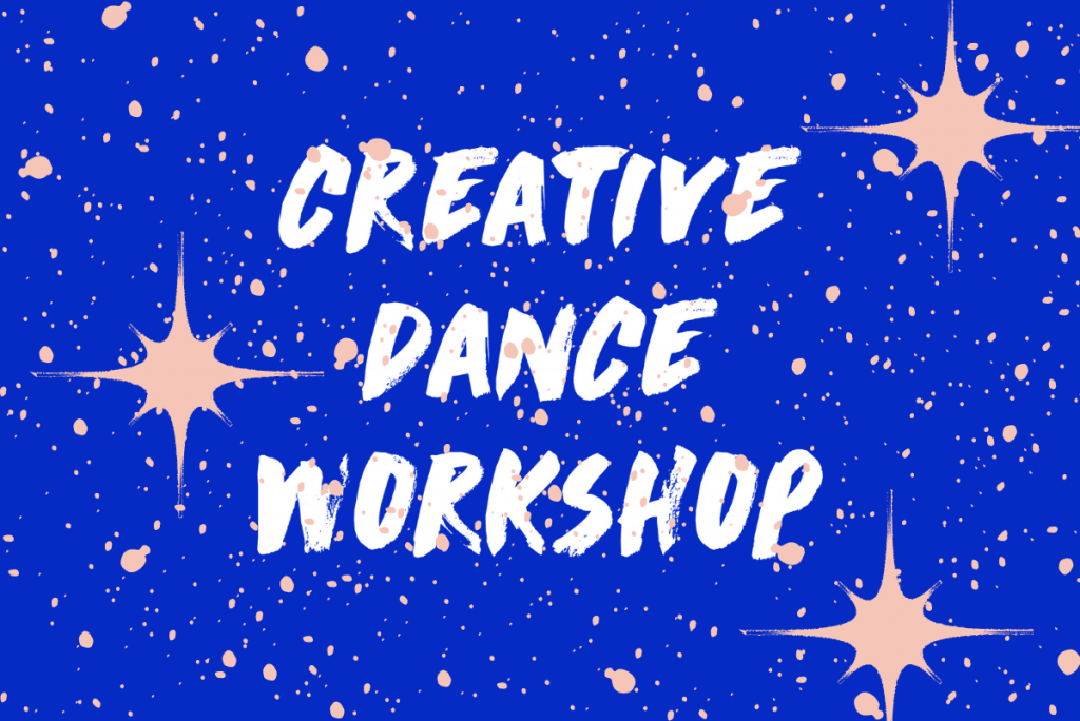 Creative Dance Workshop with Charlene Low