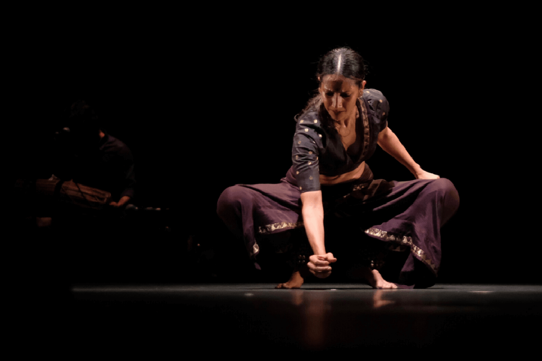 Mythili Prakash - Here and Now. Photo: Teresa Elwes